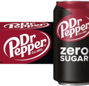 Dr Pepper Original ZERO SUGAR -Tray 12 stuks