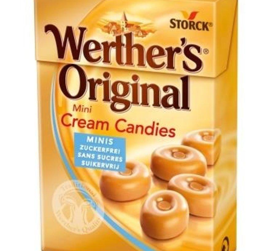 Werther's Original SUIKERVRIJ -Doos 10x42 gram
