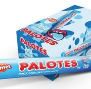 Damel Palotes Blauwe Tong -Doos 200 stuks