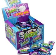 Center Shock Halloween Scary Mix Zure Kauwgom -Doos 100 Stuks