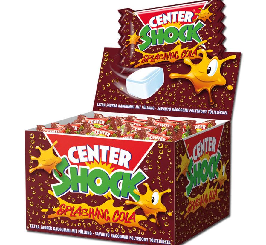 Center Shock Cola Zure Kauwgom Doos 100 stuks