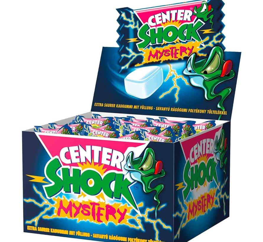 Center Shock Mystery Zure Kauwgom Doos 100 stuks