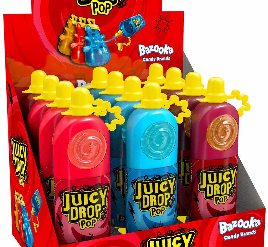 Juicy Drop Pop -Doos 12 stuks