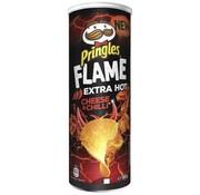 Pringles Pringles Flame Cheese & Chili -Doos 9 stuks