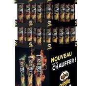 Pringles Pringles Flame Display 114 stuks