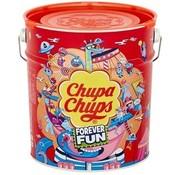Chupa Chups Chupa Chups Forever Fun (bliktin) 150 stuks
