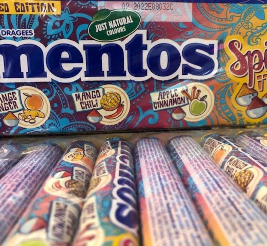 Mentos Spice It Up -Doos 40 stuks