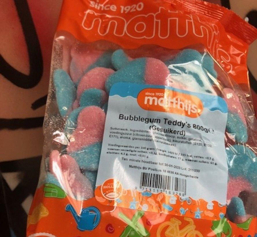 Bubblegum Teddy's