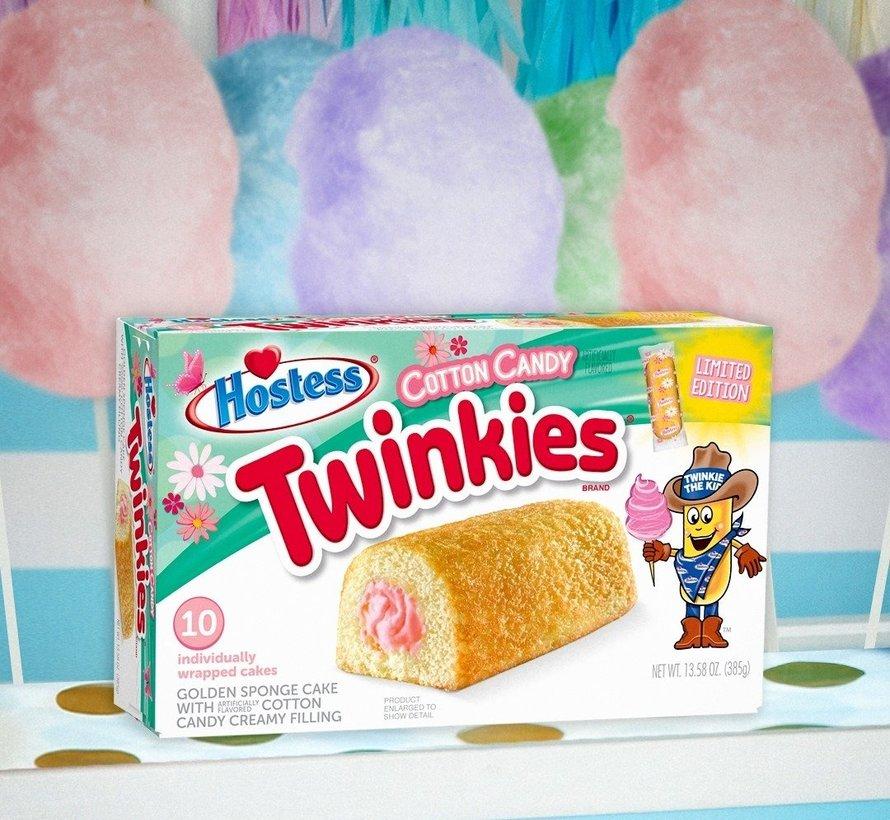 Twinkies Cotton Candy  -Doos 10 stuks