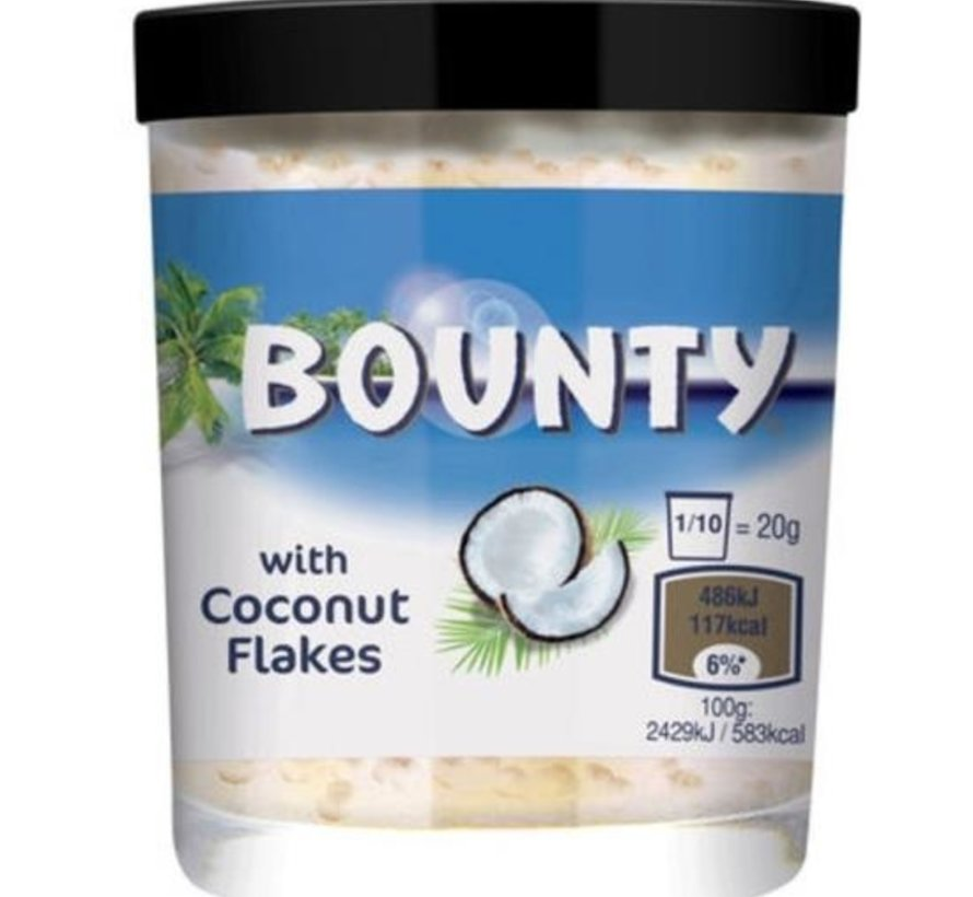 Bounty Spread -Pot 350 gram