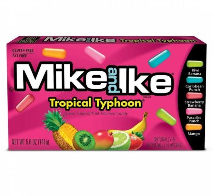 Mike & Ike Tropical Typhoon -Doos 12 stuks