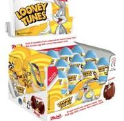 Zaini Looney Tunes Surprise Ei -Doos 24 stuks