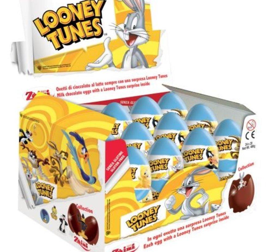 Looney Tunes Surprise Ei -Doos 24 stuks