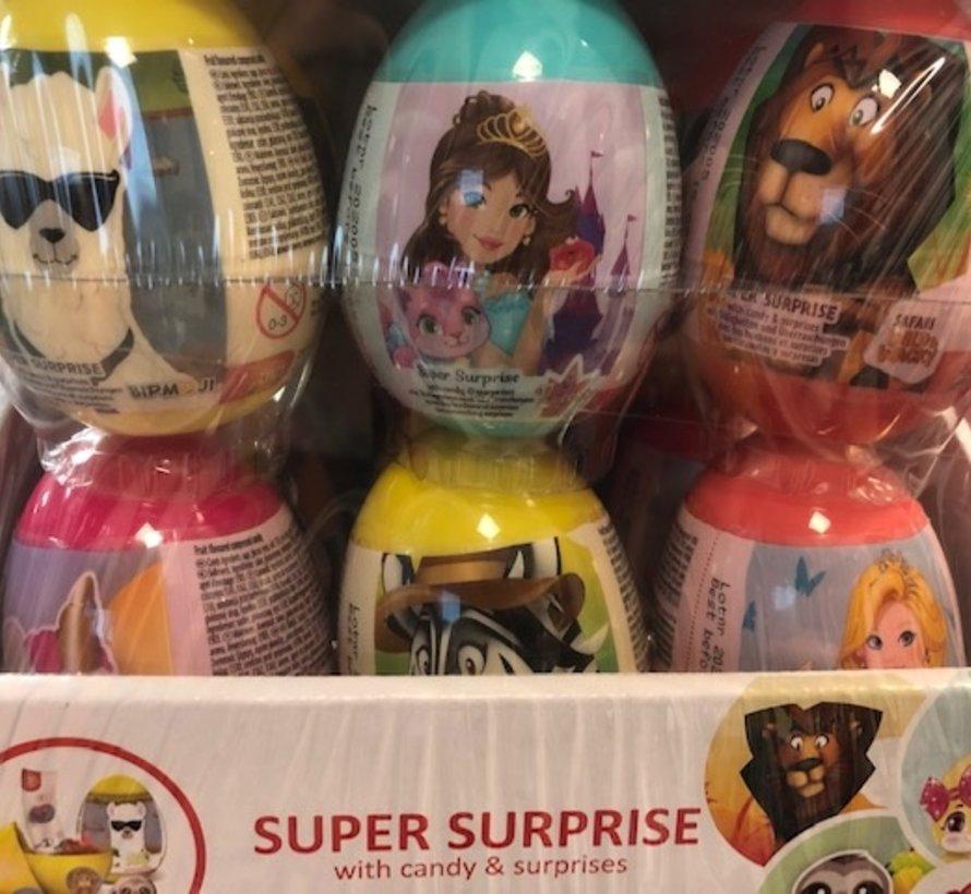License Mix Super Surprise -Doos 18 Stuks