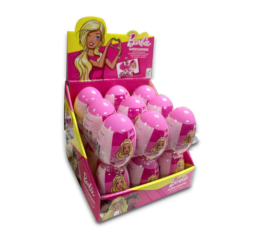 Barbie Treasure egg - Doos 18 stuks