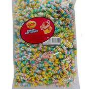 CandyMan Candyman Retro Snoepkettingen Zak 100 Stuks