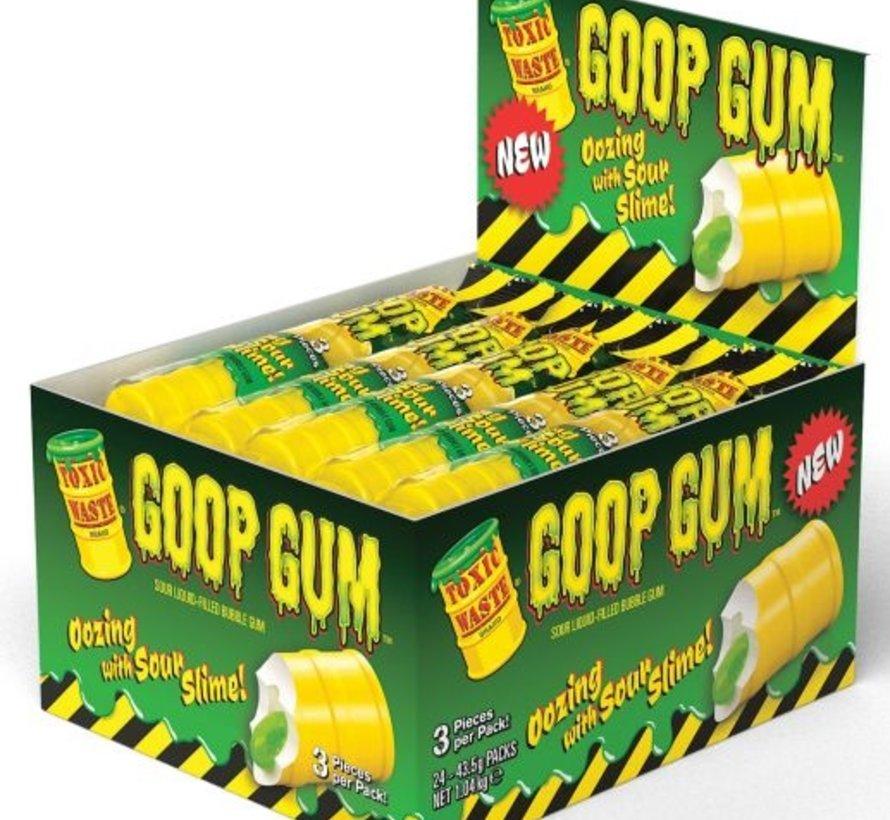 Veggie Goop Gum -Doos 24x3