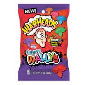 Warheads Chewy Wallys -zak 226 gram