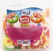 Vidal Taartjes Glutenvrij -Silo 65 stuks