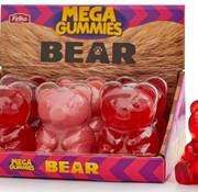 MEGA Gummies BEAR -Display doos 6x350 gram