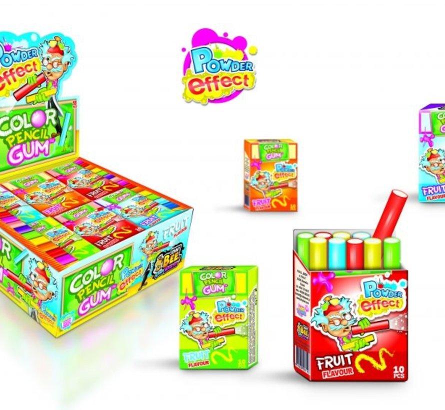 Color Bubble Gum Smoke -Doos 18 stuks