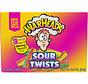Warheads Sour Twists -Doos 12 stuks