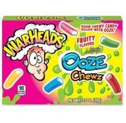 Warheads Ooze Chewz -Doos 12 stuks