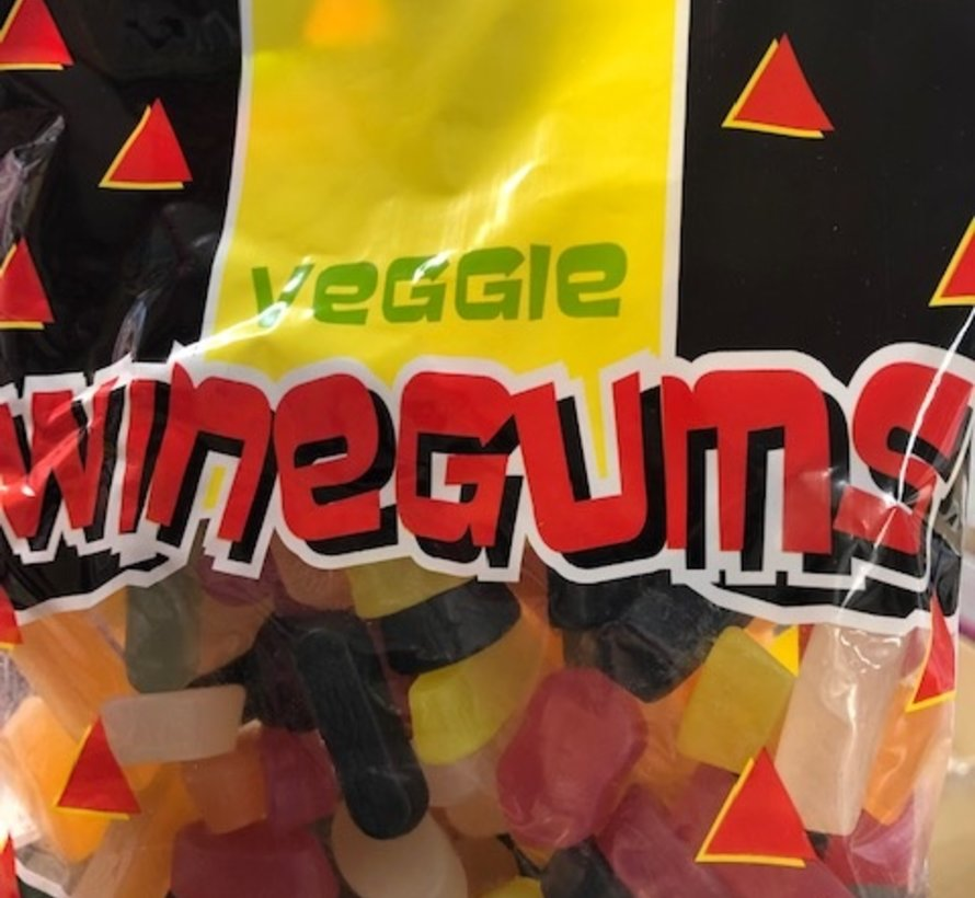 VEGGIE Wingeums -zak 750 gram