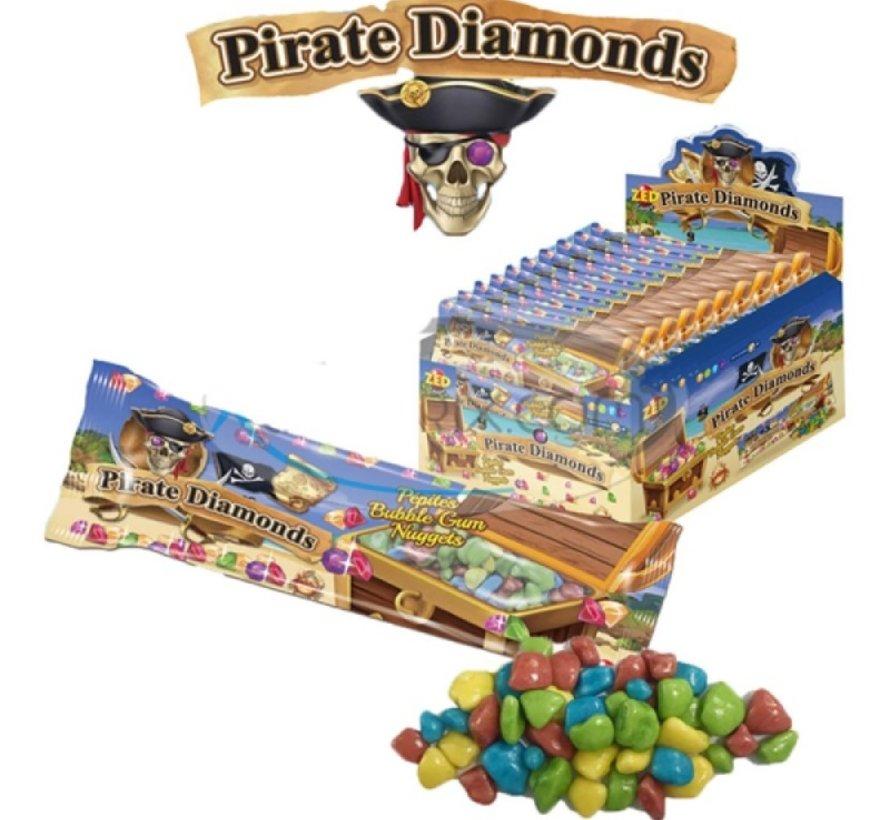 Jawbreaker Pirate Diamonds -Doos 30 stuks