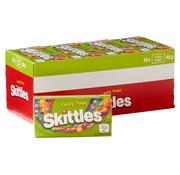 Skittles Skittles Crazy Sours -Doos 16x45 gram