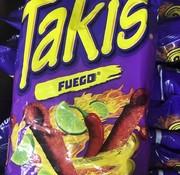 Takis Fuego -grote zak 280 gram