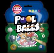 zed Pool Balls Gum -84 gram
