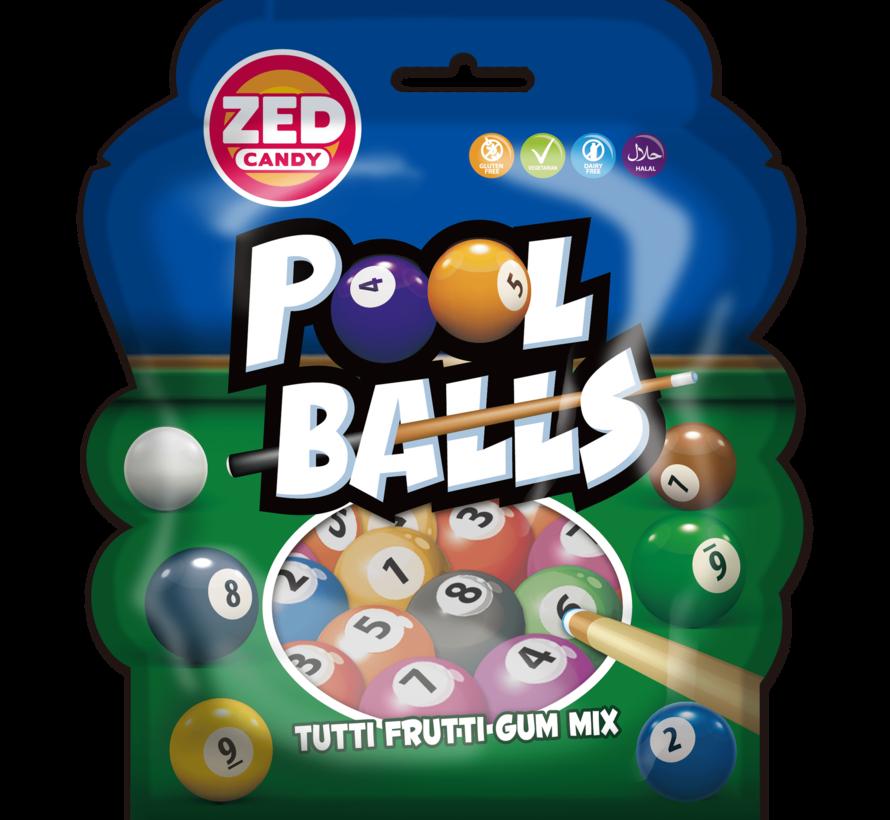 Pool Balls Gum -84 gram