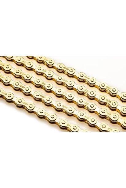 STANDARD TRACK CHAIN-GOLD