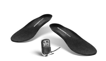 Beheizbare Schuheinlagen