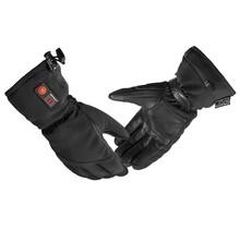 Elektrisch beheizbare Handschuhe mit aufladbaren Akkus