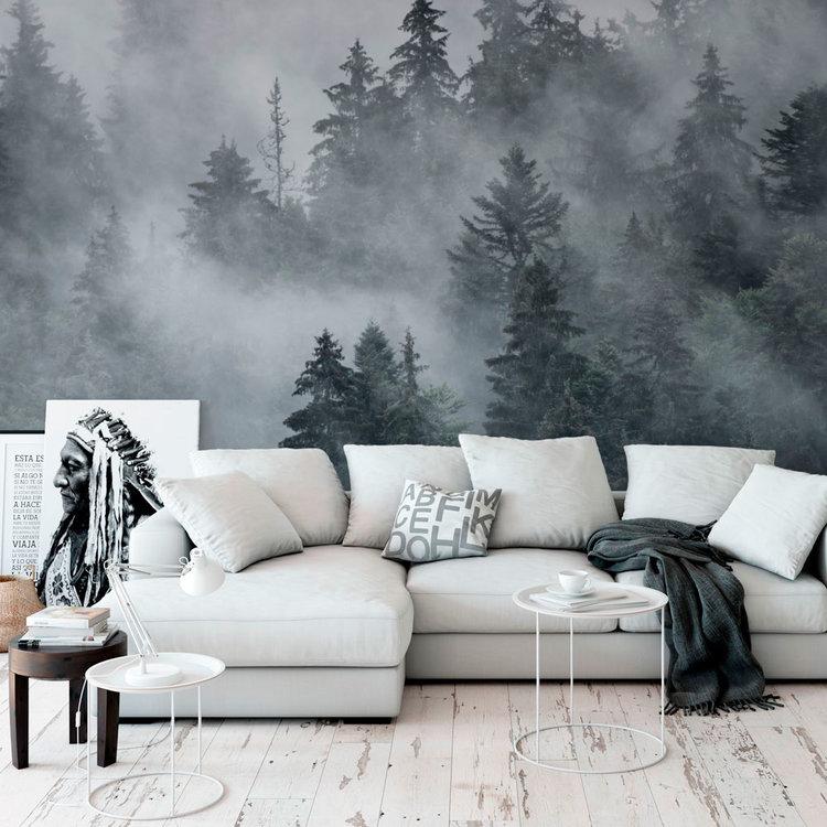 Daring Walls Behang Misty Mountains 2