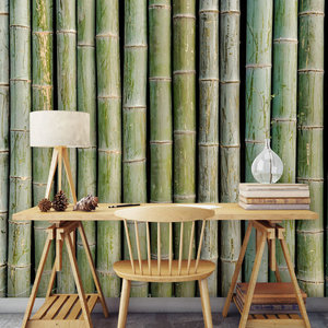Daring Walls Behang Bamboo