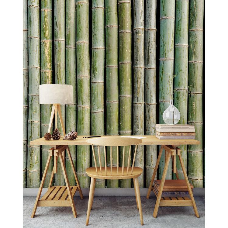 Daring Walls Behang Bamboo