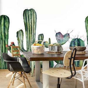 Daring Walls Behang Cactus Garden