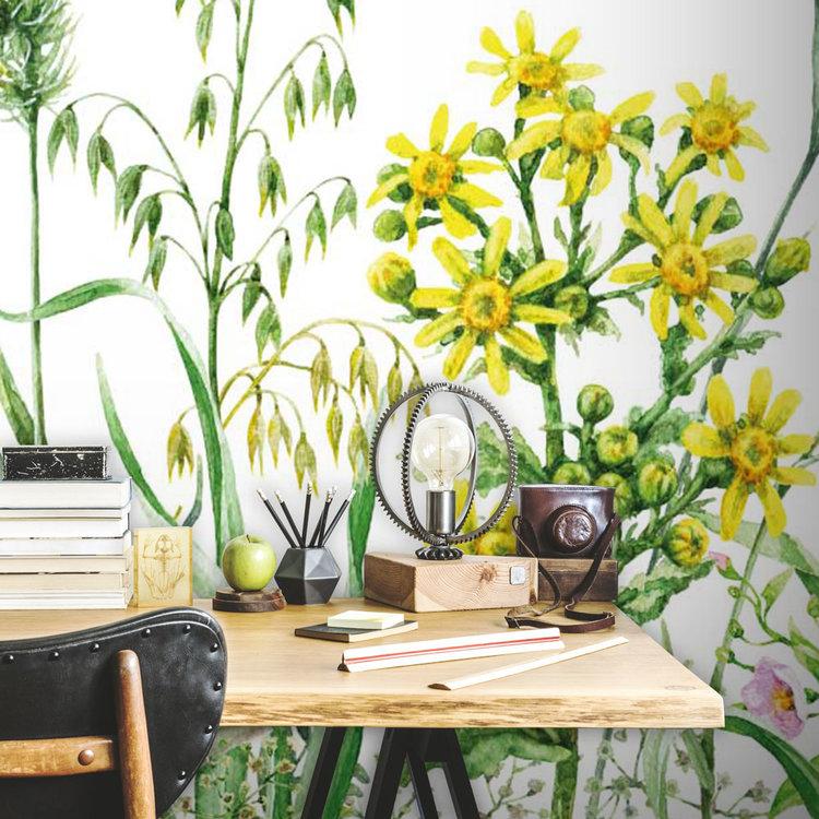 Daring Walls Behang Fresh Garden