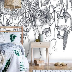 Daring Walls Behang Wild Flowers
