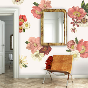 Daring Walls Wall Decals Eden large flowers