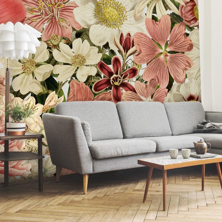 Daring Walls Behang Eden Flowers