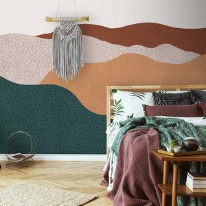 Daring Walls Behang Geo Landscape 1