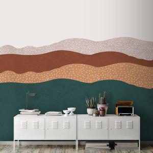 Daring Walls Behang Geo Landscape 4