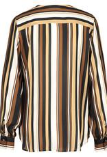 Riani Blouse tan patterned