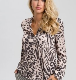 Marc Aurel Blouse All over print Antra Nude