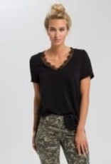 Marc Aurel Top kant black