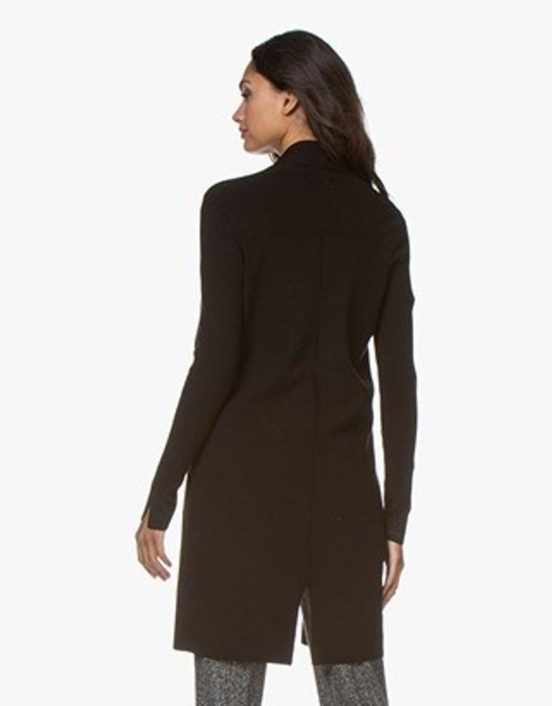 Lang vest Soya Black